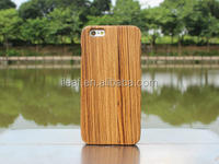 for iPhone 6 phone case wood and bamboo protector case