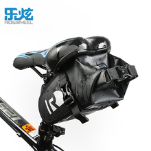 Roswheel Wateproof Seamless Welding 3L Capacity 180g Waterproof Road Bike Bicycle Saddle Bags
