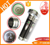 Low Price Strong Metal Flashlight On Sale