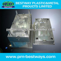 China high quality customized plastic plug socket injection mould