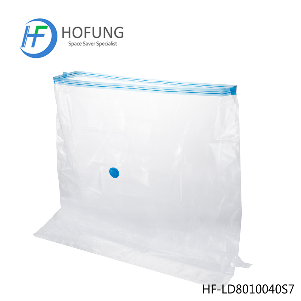 PA+PE Cube Sealed Vacuum Storage Bag For Winter Clothes Factory Directly Supply
