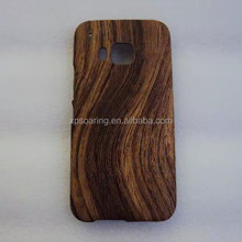 Sparkling hard case for htc one M9, wooden skin cover for htc one M9, leopard cover case for htc one M9