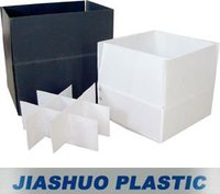 High Quality Corrugated Plastic Box for Transport