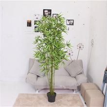 China sale OEM quality lively artificial bamboo tree flower/artificial bamboo tree /canna flower