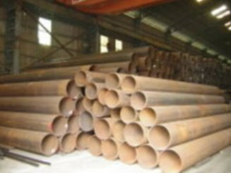 Carbon Steel Secondary, Used, Surplus, Over-Rolled Pipe (Welded)