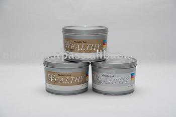 OFFSET METALLIC PRINTING INK
