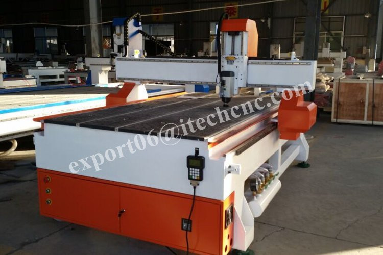China hot sale wood engraving 3 axis cnc milling machine