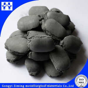 AlSi/Aluminum Silicon Ball for Steel Making and Desulfurizer and Deoxidizer