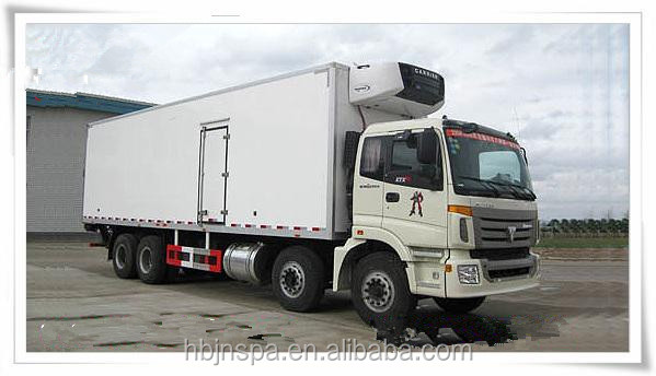 8*4 FOTON 20ton refrigerated van and truck