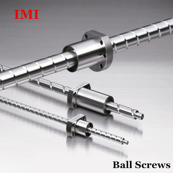 IMI Industry Parts ISO9001 14001 16949 Certificate High Precision Quality ballscrews for laser cutting machine
