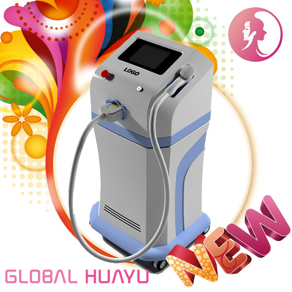 CE Certificate Leg medical diode laser hair removal machine GHY