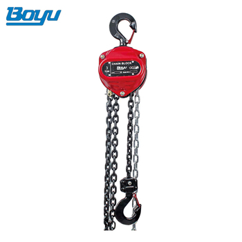 Great Quality lifting chain block for construction hoist
