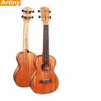 New chinese guitar kits,mini crafted instrument ukulele