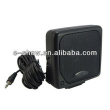 3.5mm Mini External Dust-proof Moisture-proof loud speaker P-800 For Mobile Radios Kenwood Motorola ICOM Yaesu