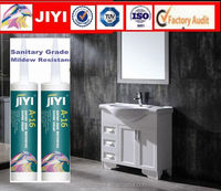 one component neutral anti-mildew silicone & weather-resistant silicone sealant for kitchen and bathroom