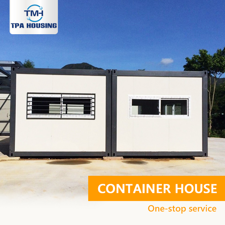 Manufacturers Containerized House Unit Flat Pack Container House Luxury Home Prefabricated