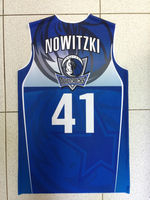 Dye Sublimated Basketball Jersey