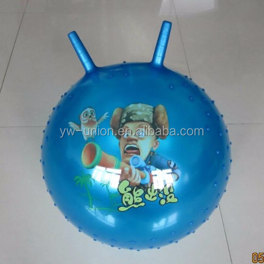 durable inflatable human bumper ball, inflatable ball handle bumper toy