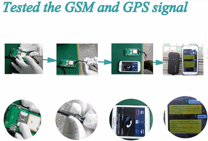 GPS tracking device with OBD diagnose function TK206 OBD tracker