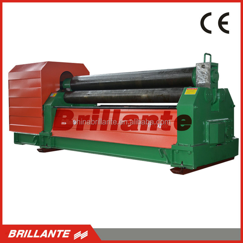 <strong>W11</strong> rolling machine , plate rolling machine , metal roofing roll forming machine with ce certificate