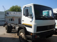 Mercedes Benz 1114 chassis truck