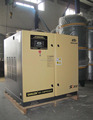 ISO 37KW 8bar Rotary Twin Screw Air Compressor Made in German CE
