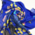 Hangzhou Factory Low MOQ digital print silk scarf custom