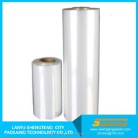 Chinese famous factory pof shrink film made by pof materials