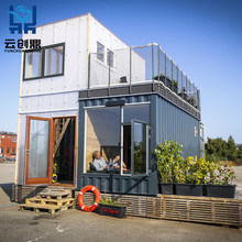Easy Installation Waterproof Military Container House For Sale,Container Coffee Shop Mobile