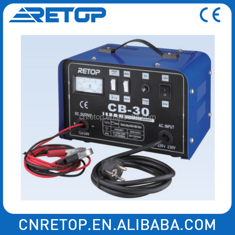 CB-30 Car Battery Charger