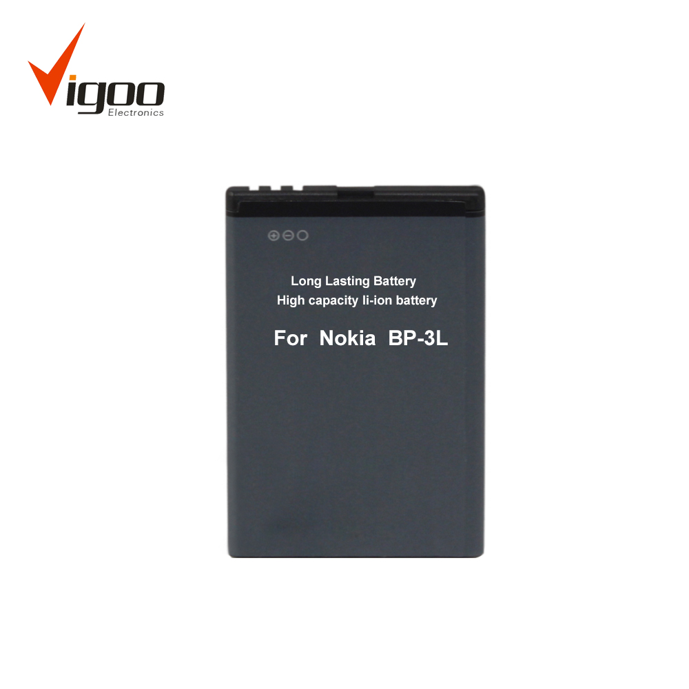 OEM Original Replacement standard mobile phone battery for Phone battery for Nokia 303 603 Asha 303 Glory BP-3L