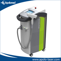 long pulse nd yag laser 1064nm HS 280 varicose veins nd:yag laser long pulse by shanghai med apolo medical