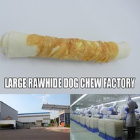 New Arrival porkhide cane new sugar cane harvester chicken cod roll Beef and Pineapple Crunch