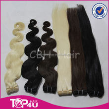 wholesale 26 inch sew in human hair extensions