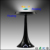 New Creation ! Magnetic Levitating Reading Lamp, black crystal lamp