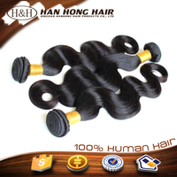 100% human hair full cuticle unprocessed virgin vietnam hair
