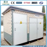 33 kv Landscape type box transformer substation