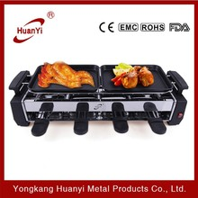 hot selling 1200W electric BBQ grill,constant temperature bbq stainless steel bbq rotisserie spit