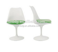 China supplier flower stool chair , plastic dining chair
