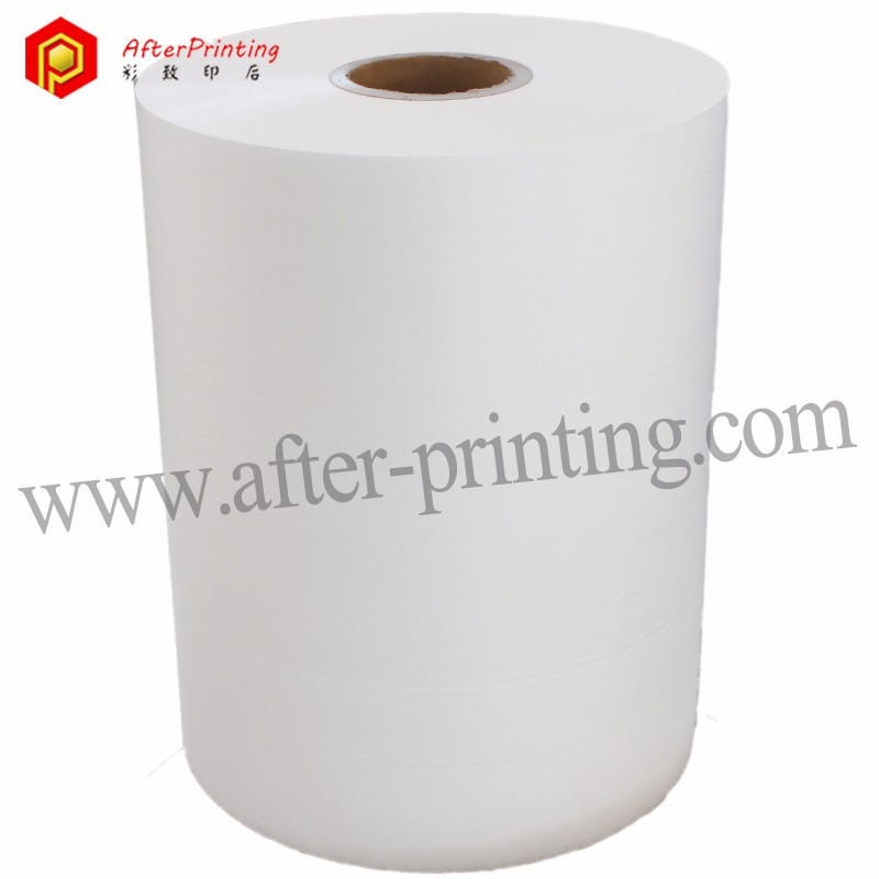 Matte BOPP Thermal Laminating Film for Package