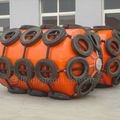 Hot sale marine floating foam filled fender for ship-ship berthing