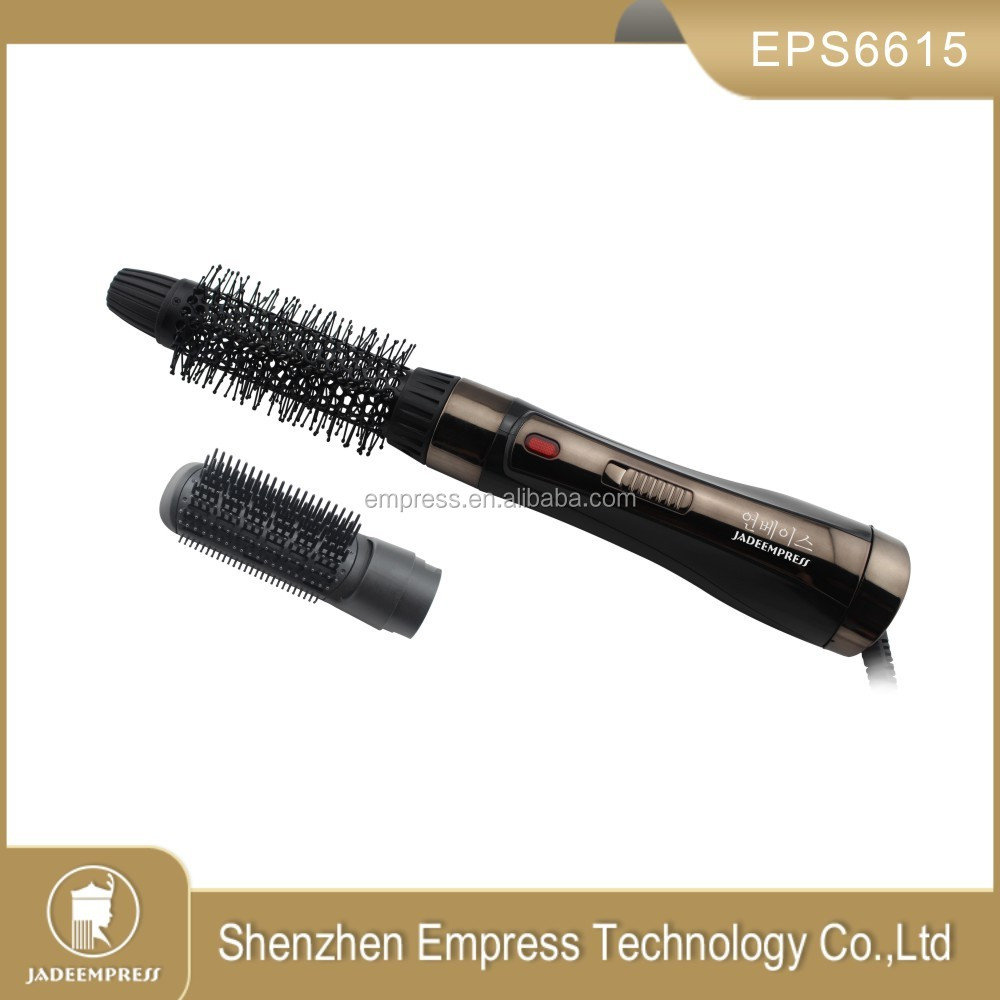 Top selling products hair dryer brush with exchangeable brush EPS6615