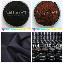 Acid dyes Acid Black ATT fabric dye