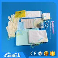 Disposable sterile surgical C-section pack/caesarean pack