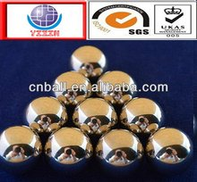 Newest professional 63.5mm steel ball clock
