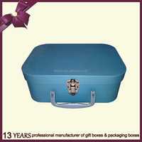 Multifunction Paper Suitcase/Gift Box/Packaging Box with Handle