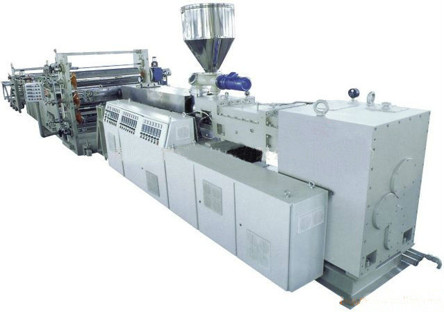 High Class PET, PC, ABS, PS, PP, PVC Sheet & Board Production Line