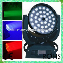 Fantastic Led Dj Light Stage Light 36pcs 4 in 1 led moving head