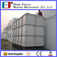 High Volume Fiberglass Plastic Farm Water Tank With Air Vent