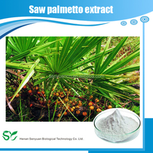 cas no. 84604-15-9 100% Natural Saw Palmetto Fruit Extract Fatty Acid